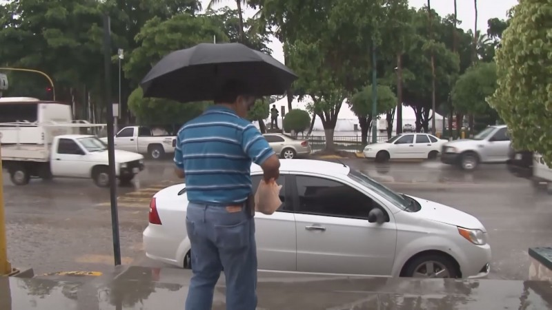 Pronostican inicio de lluvias en Sinaloa a partir de este martes 2 de julio
