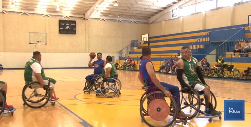 Ciudad Obregón fue sede de Campeonato de Básquetbol en silla de ruedas
