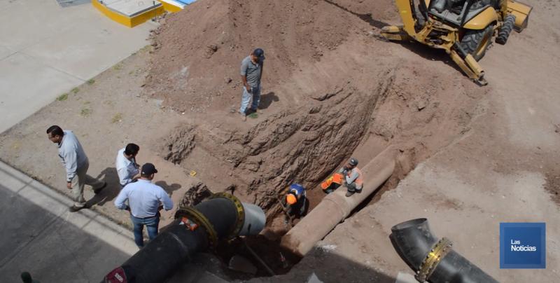 Aplica Oomapas cubeteo para evitar drenajes colapsados