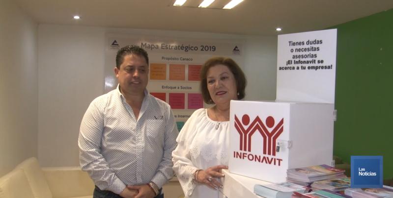 Anuncian Expo Vivienda Infonavit y Canaco en Cajeme