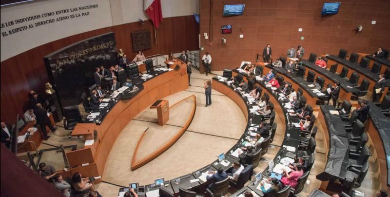 Senado mexicano emite ley para facilitar decomiso y venta de bienes del narco