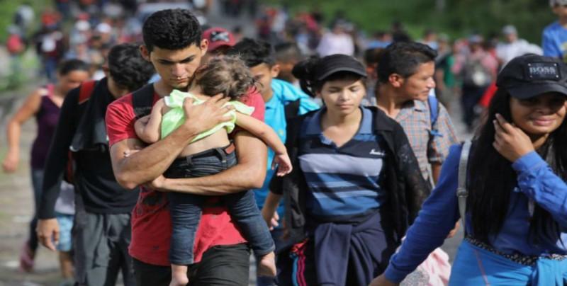 Comisión DDHH ve incumplimiento de ley por el órgano de refugiados de México