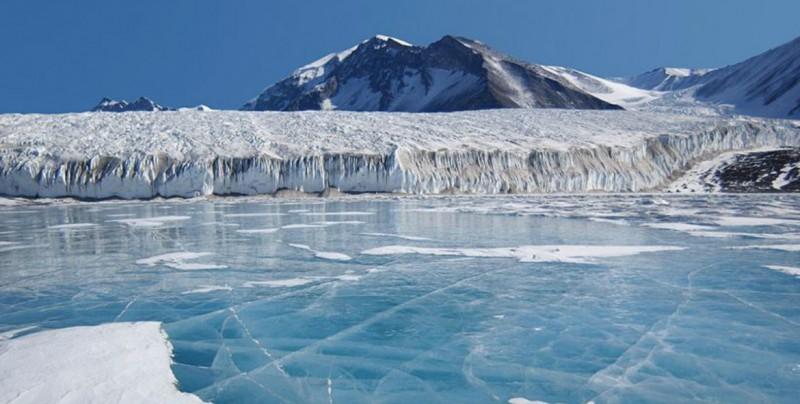 Deshielo en Antártida marca nuevo récord