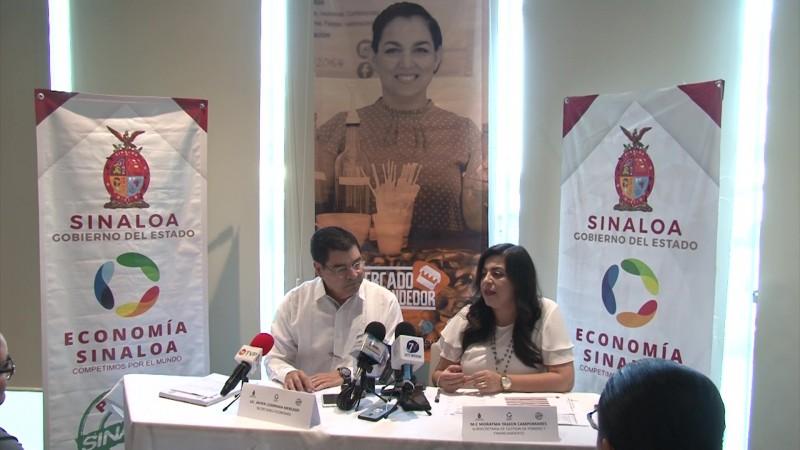 Se reanuda Mercado del Emprendedor, llegará a Mazatlán