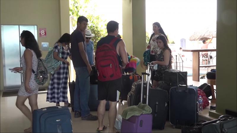 ¡Estadísticas históricas! llegaron a Mazatlán más de un millón de turistas en Junio: AHyET