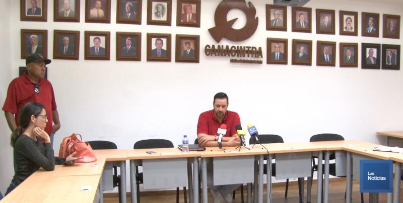 Autoridades sin plan para frenar violencia: CANACINTRA
