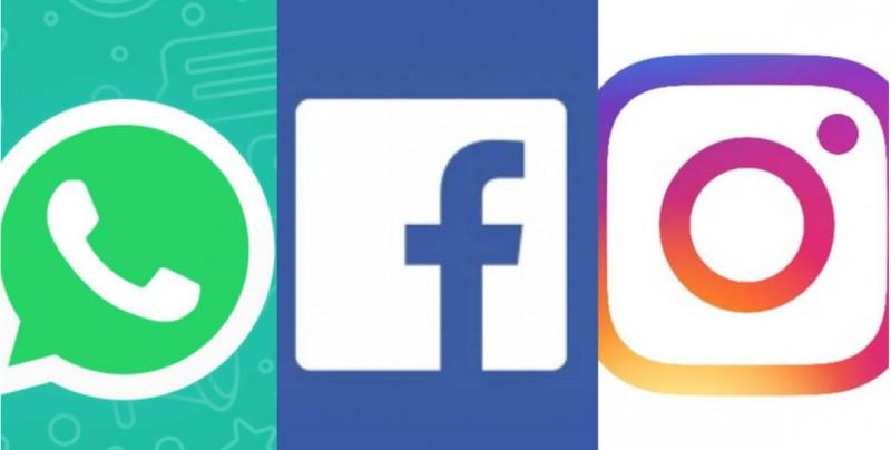 Reportan caída de WhatsApp, Facebook e Instagram a nivel mundial