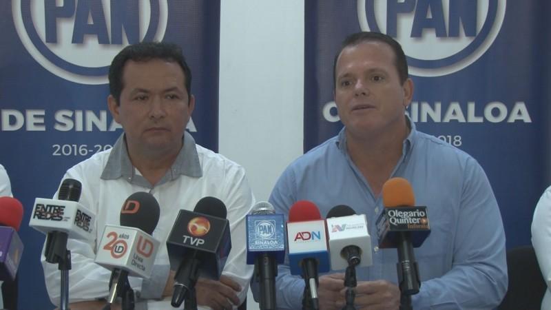 Acusan a Adolfo Beltrán de desvío de recursos al interior del PAN