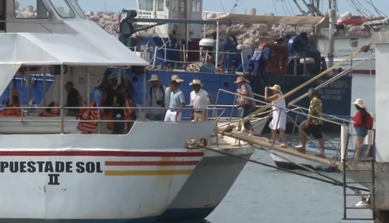 Incrementa la demanda de paseos en Catamaranes