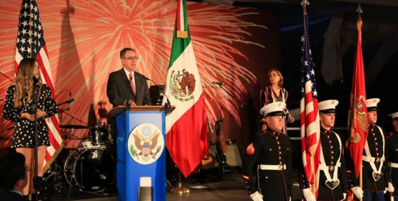"""EEUU refrenda su """"amistad"""" con México, su primer socio comercial"""