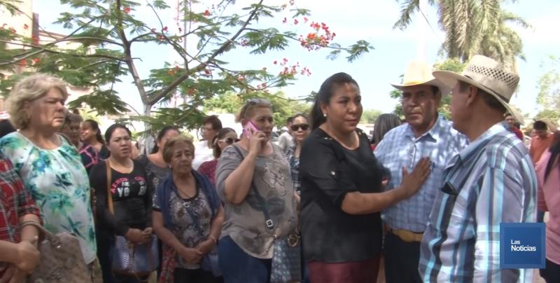 Anuncia Benita Aldama que interpondrá denuncia ante el MP