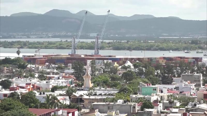 Poco trabajo tienen estibadores en Mazatlán