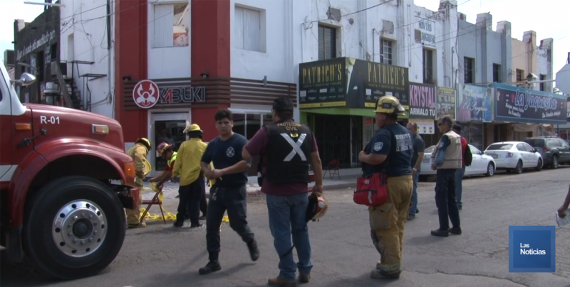 Preparados Bomberos para rescate estructuras colapsadas