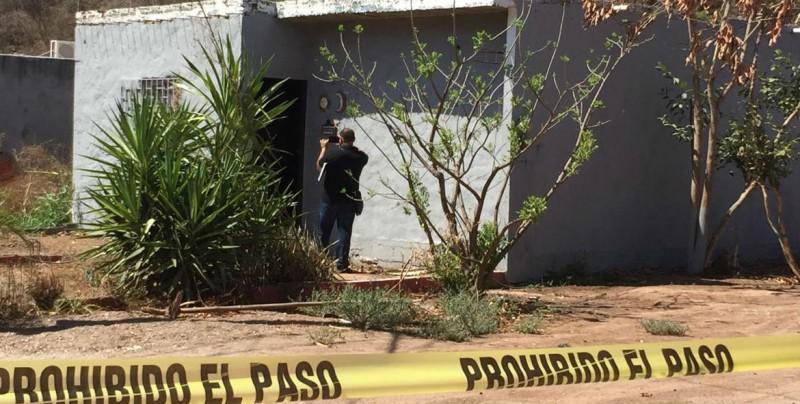 Reportan hombre asesinado en la colonia Santa Fe