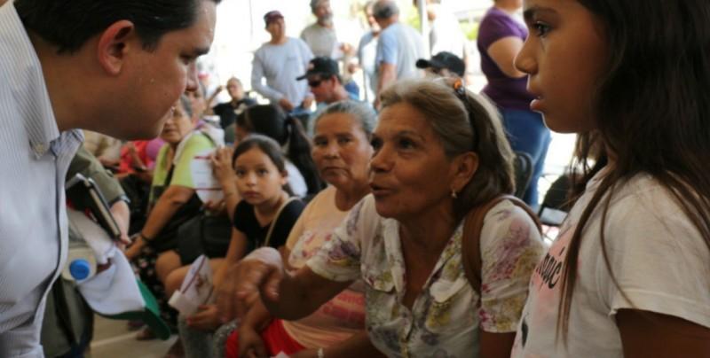 Llega a Culiacán las Jornadas de Apoyo 'Puro Sinaloa'