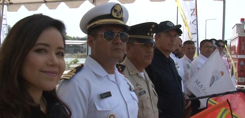 Arranca operativo de seguridad de Verano Mazatlán 2019