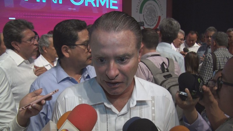 Asegura Quirino Ordaz Coppel que la ley se aplica