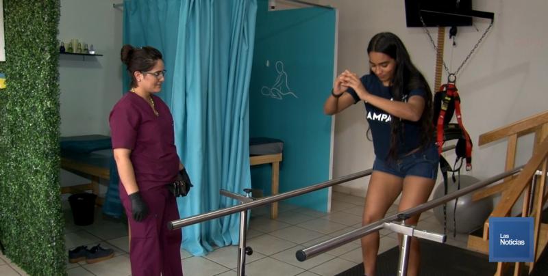 La Fisioterapia, vida y profesión de Vianey Encinas Román