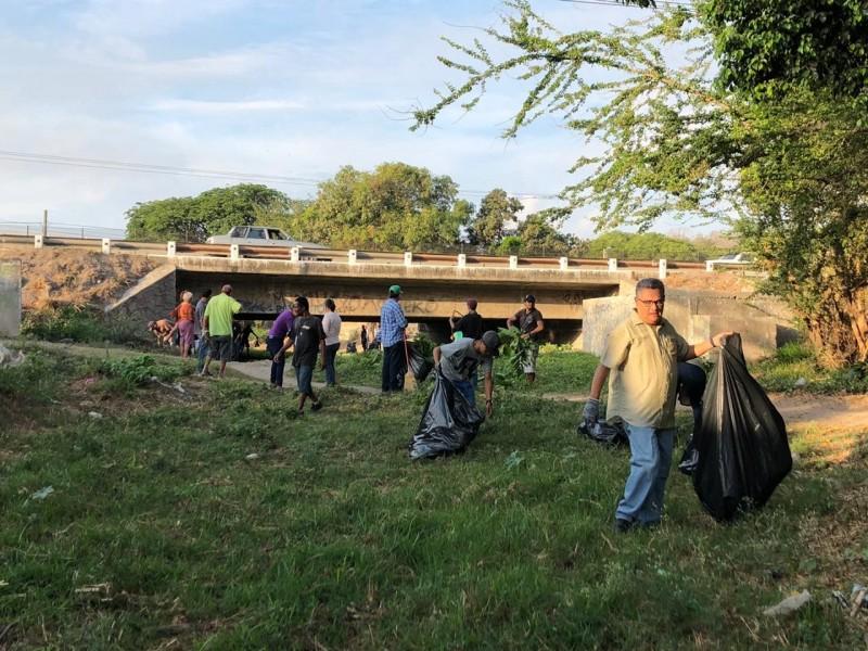Se realizan acciones de limpieza, para rescatar espacios públicos: SESESP