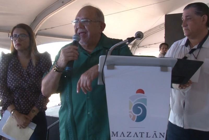 Que me quemen en el Carnaval si no cumplo: Alcalde de Mazatlán.