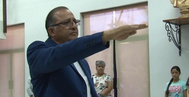 Nombran a Javier Lira como nuevo Oficial Mayor en Mazatlán
