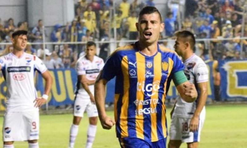 Se integra a Dorados el defensa Rubén Darío Monges