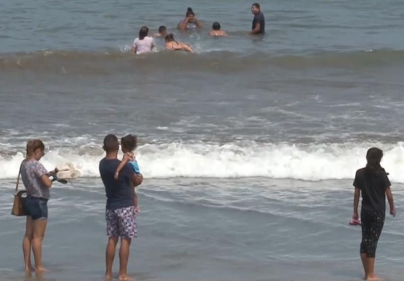Operativo en playas registra 10 detenidos este fin de semana