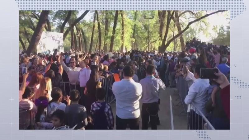 Se están cumpliendo los compromisos hechos por AMLO en Badiraguato
