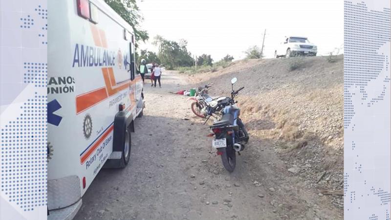 Un muerto y tres heridos en accidente