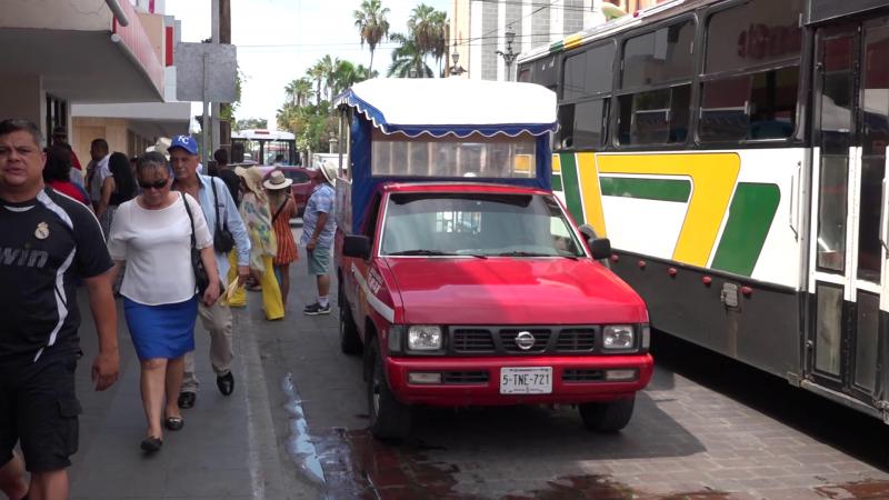 Van sancionados 45 transportistas en operativo de verano: Vialidad