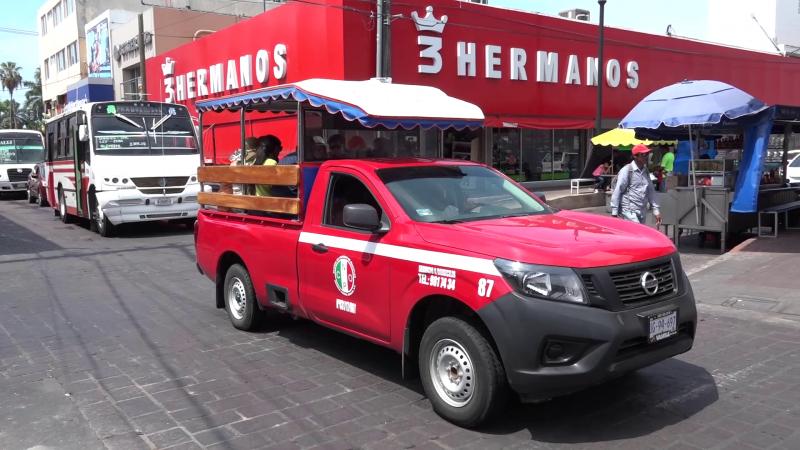 """""""Se mantiene la ola de asaltos, estamos expuestos a la delincuencia"""": Taxistas y Aurigueros"""