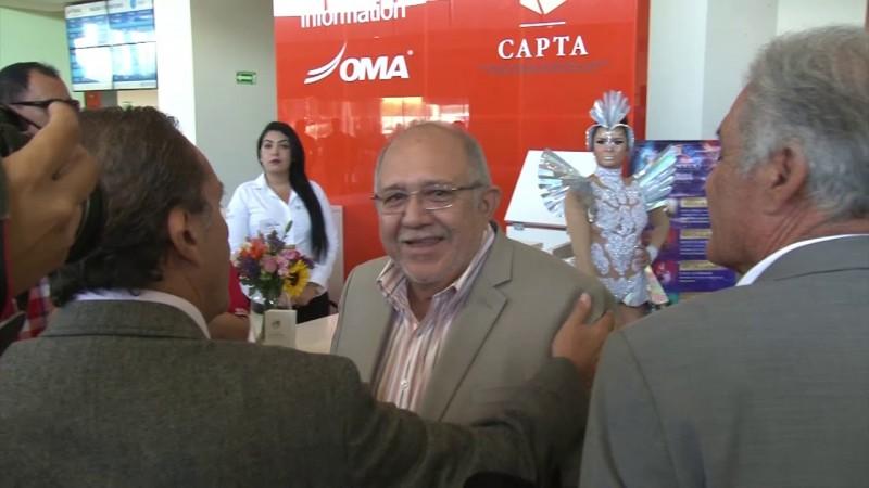 Alista maletas...otra vez el Alcalde de Mazatlán