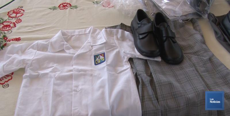 Entregará SEC 500 mil uniformes escolares en Sonora