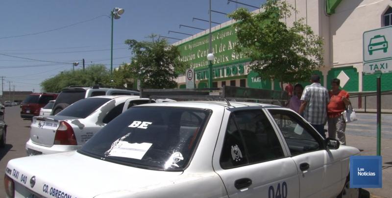 Por implementarse Taxi Seguro en Central de Autobuses