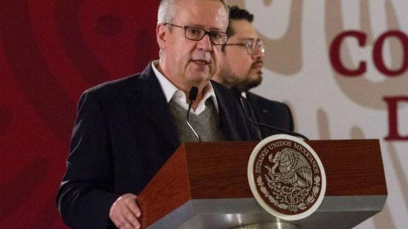 Urzua renuncia a la Secretaría de Hacienda, está fuera de la 4T