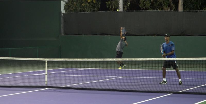 Finaliza el Torneo de Tenis Escalafón