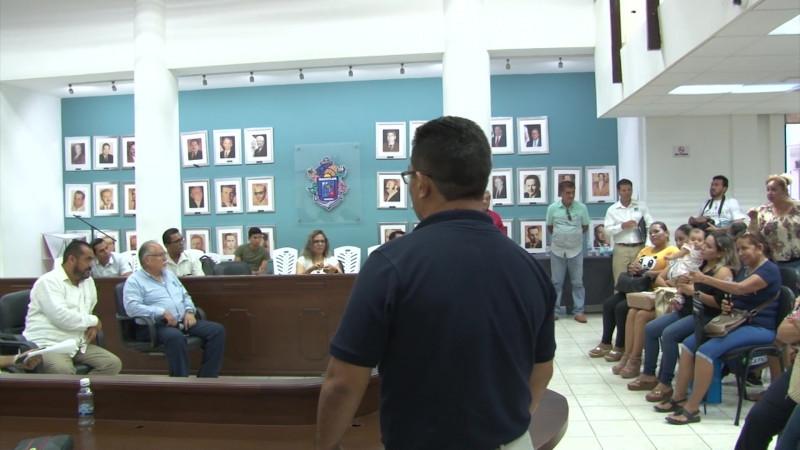 'Truenan' contra el Gobierno Municipal colonos de la Juárez en Mazatlán