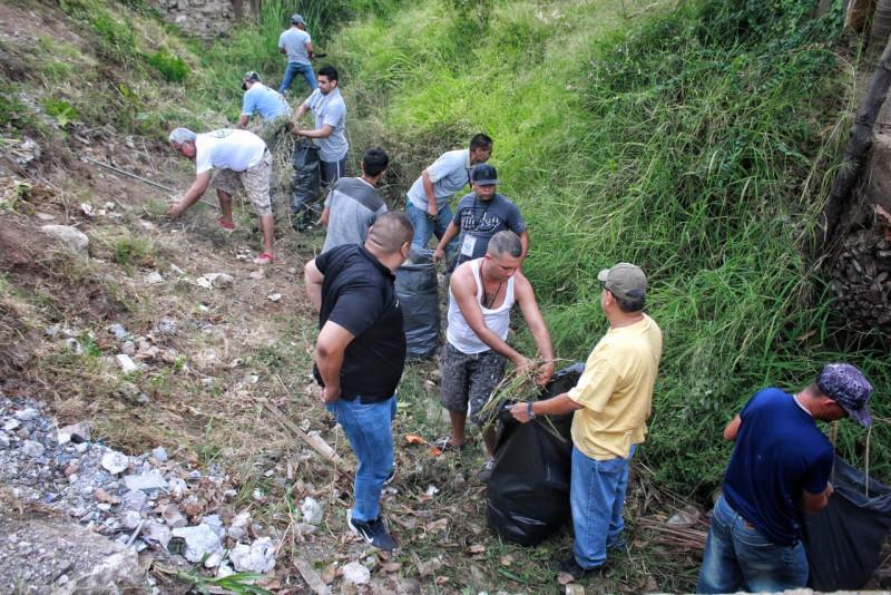 """Encabeza SESESP """"Jornadas de Limpieza"""" en los municipios de Culiacán y Mazatlán"""