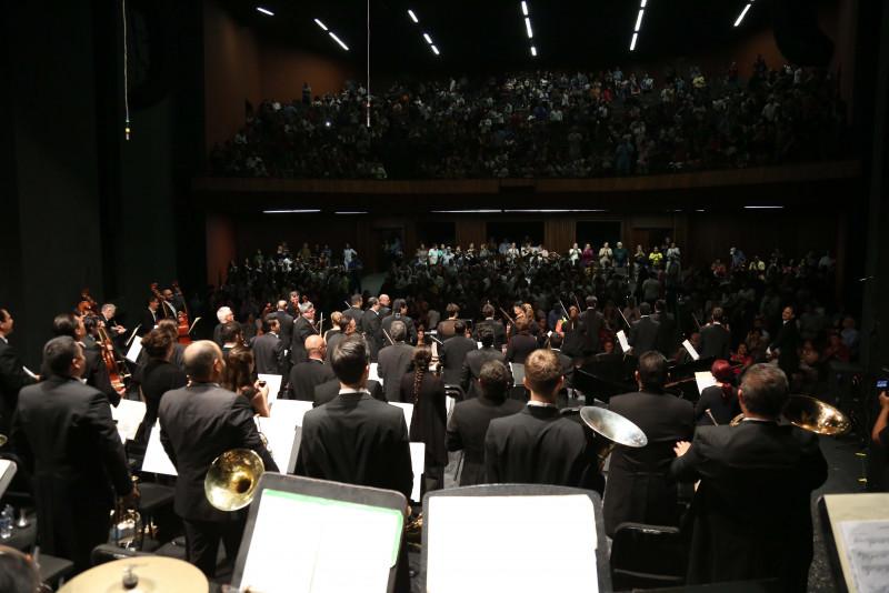 Exitoso semestre con la OSSLA en Culiacán