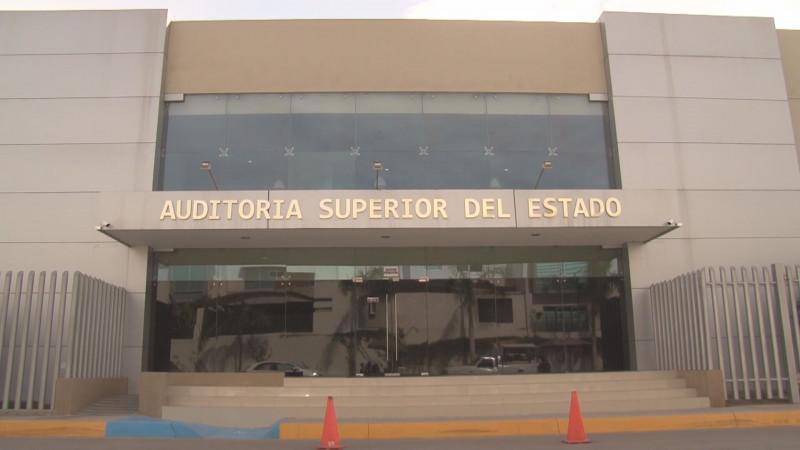 La Auditoría Superior del Estado discriminó las cuentas públicas de varios municipios