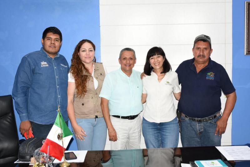 Buscan colaboración entre UNAM y Universidad de Cornell para estudio integral en laguna Huizache- Caimanero
