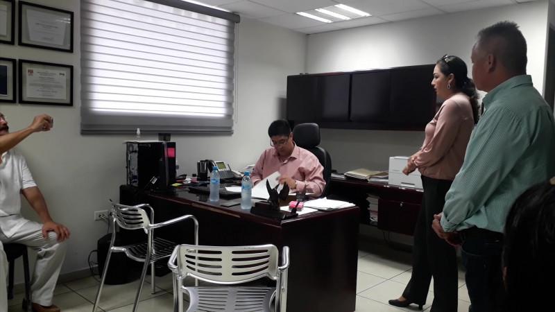 Reportera interpone denuncia formal contra el Gobierno Municipal