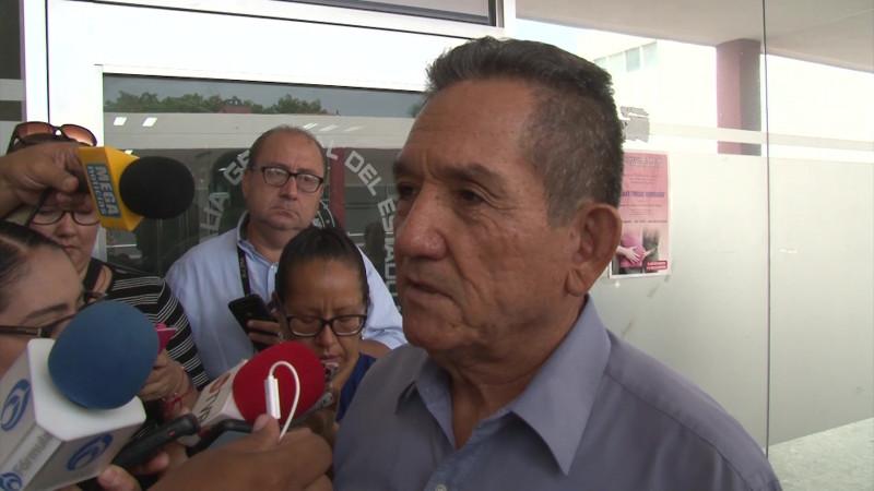 Repudia ex Alcalde repunte de violencia en Mazatlán