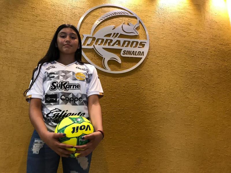 Kimberly Hernández es convocada a Selección Nacional