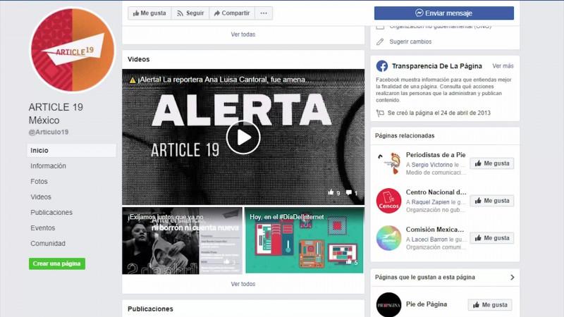 Agresiones a periodistas sinaloenses son 'arropadas' por organismos internacionales