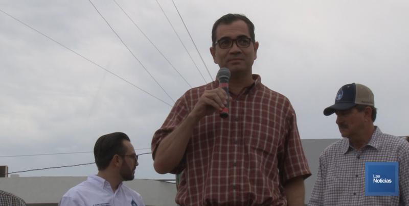 Diputado Federal exhortó a productores a mantenerse unidos