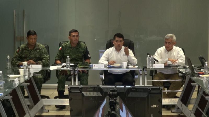 Se reforzarán operativos de seguridad durante el periodo vacacional: SSP Sinaloa