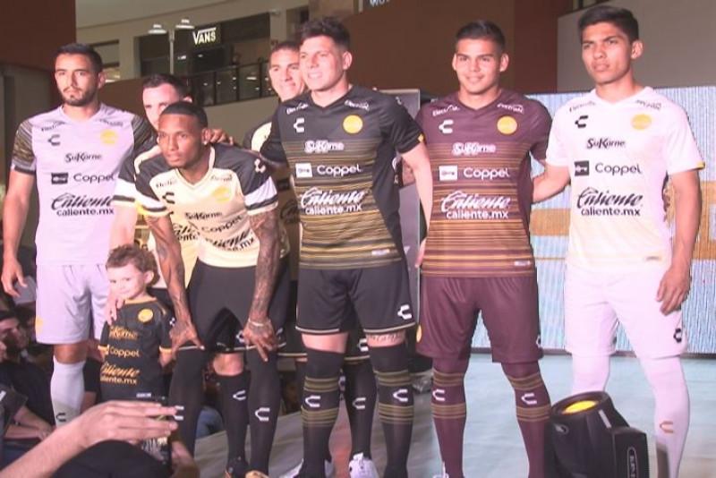 Dorados presenta uniformes rumbo al Apertura 2019