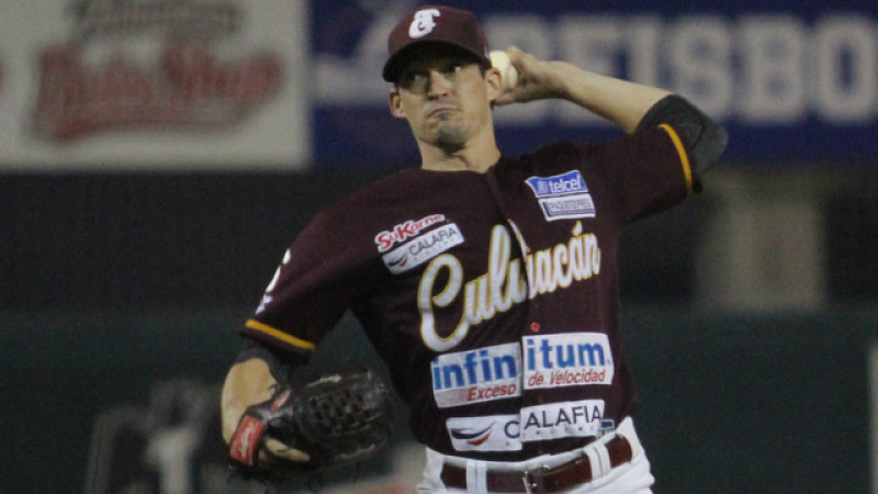 Anthony Vasquez regresa a Tomateros de Culiacán