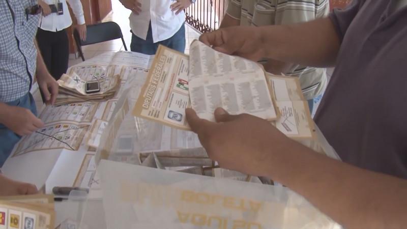 Acuerdan PRI  y grupos parlamentarios del Congreso que Reforma Electoral entre en vigor en 2024